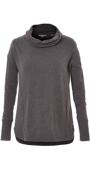 Royal Robbins Channel Island - Camiseta de manga larga Mujer - gris